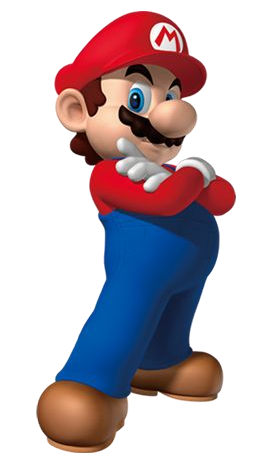 Mario Png - WeSharePics