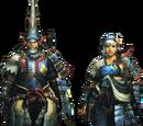 Jhen Mohran Armor (Gunner)
