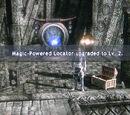 Magic-Powered Locator