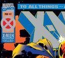 Age of Apocalypse Comic Books