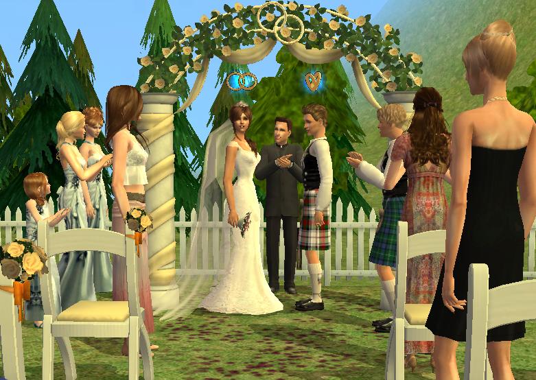 Buy A Wedding Cake Sims