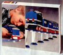 113 Motorized Train Set