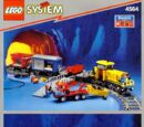 4564 Freight Rail Runner
