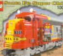 10020 Santa Fe Super Chief
