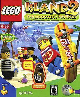 Lego Island  Gameboy
