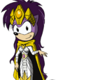 Queen Aleena Hedgehog