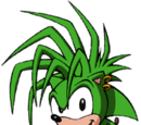 Manic the Hedgehog