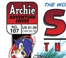 Archie Sonic the Hedgehog Issue 107