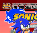 Archie Sonic X Issue 37