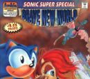 Archie Sonic Super Special Issue 2
