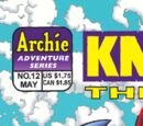 Archie Knuckles the Echidna Issue 12