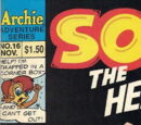 Archie Sonic the Hedgehog Issue 16