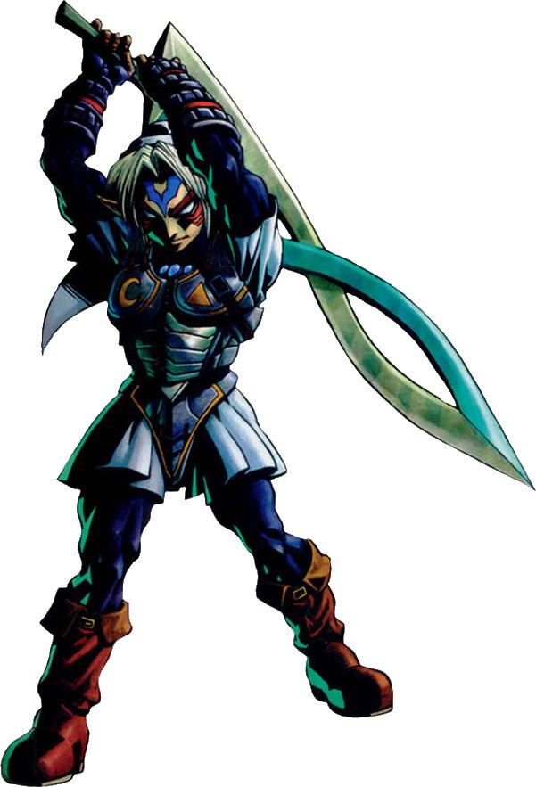 Saga Super Smash Bros. - Página 4 Fierce_Deity_Link