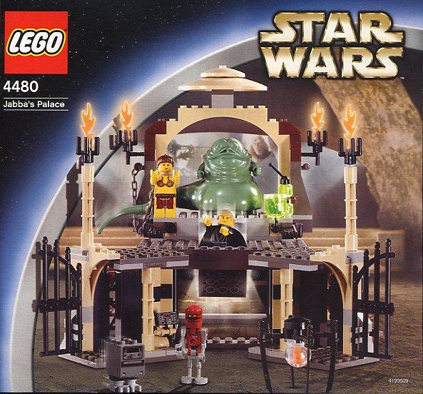 4480 Jabba's Pa... Jabba's Palace