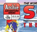Archie Sonic the Hedgehog Issue 109