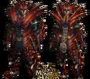 Tigrex X Armor (Blade)