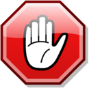 240px-Stop hand nuvola.png