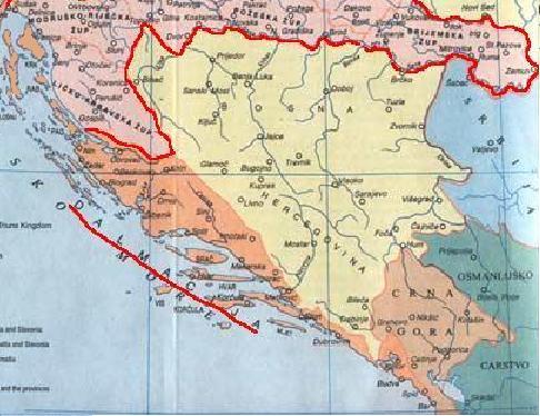 Datoteka:Dalmacija-karta.jpg - Dalmatinska Wiki