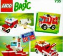 735 Basic Building Set