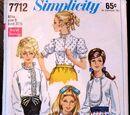 Simplicity 7712