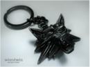 Witcher medallion keychain.png