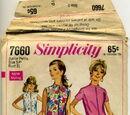 Simplicity 7660
