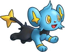 ¿Tu pokemon favorito? Shinx