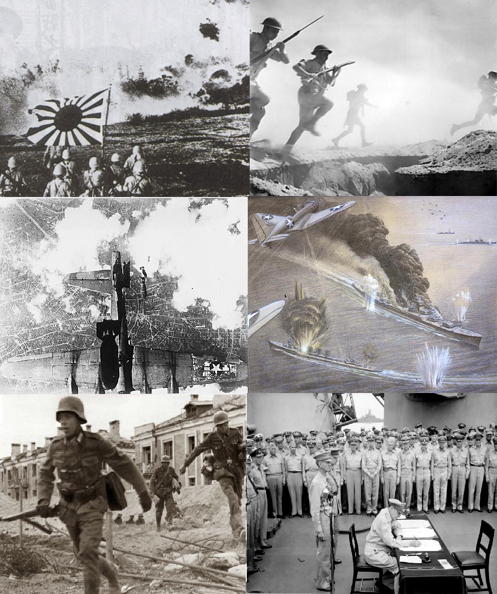 a history of world war two The outcome of world war ii had a profound effect on the course of there have been numerous wars spanning two or more continents throughout history.