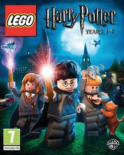 Lego potter cover