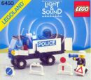6450 Mobile Police Truck