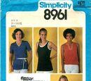 Simplicity 8961 A
