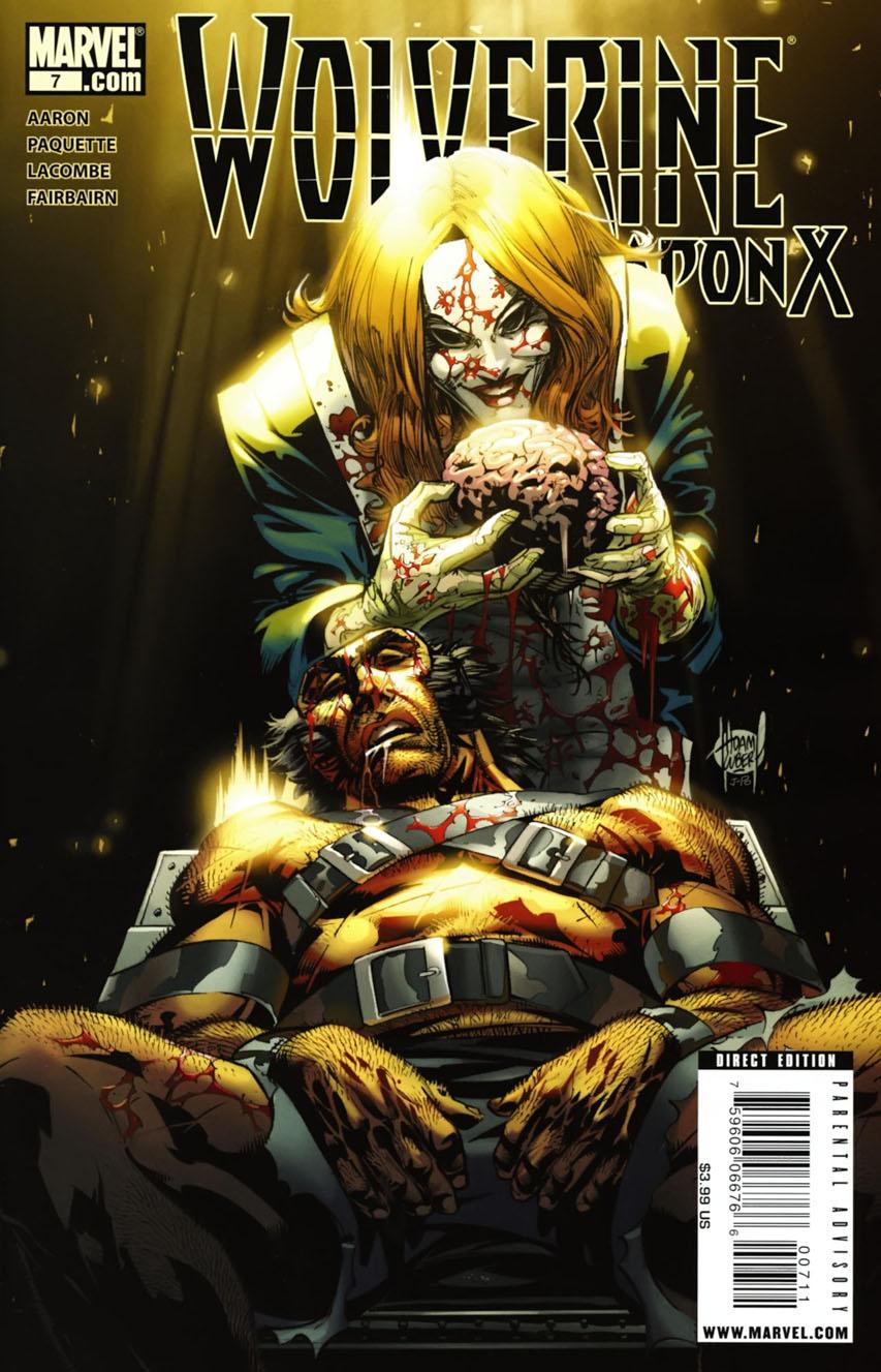 Wolverine: Weapon X Vo...