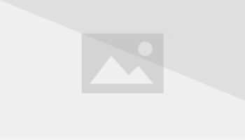 Map showing relative tidal magnitudes of different ocean areas