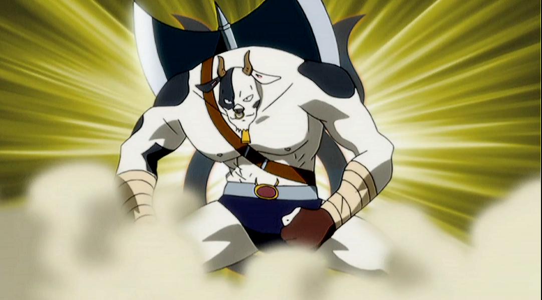 Free Ride: Character  Taurus_Anime