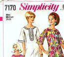 Simplicity 7170 A