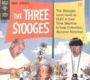 Three Stooges (Gold Key) Comic Issue 25