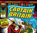 Captain Britain Vol 1 2/Images