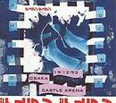 Osaka Castle Arena: 19/12/93