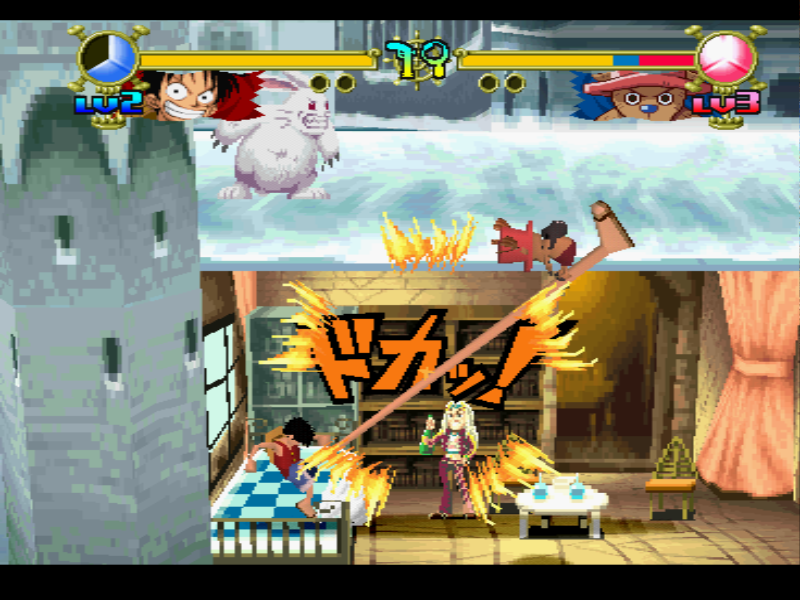 one piece unlimited adventure wii iso