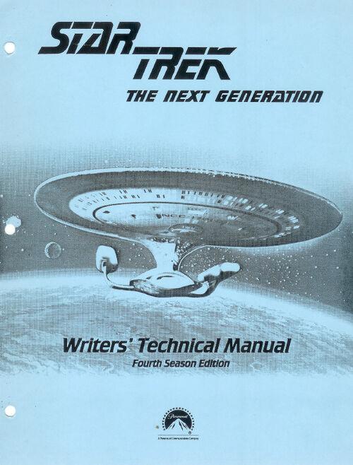 deep space nine technical manual