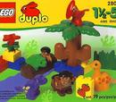 2803 Dinosaur Babies