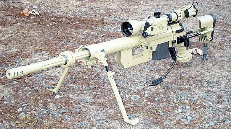 Разработана программа по обеспечению современными снайперскими винтовками подразделений-участников  АТО - Цензор.НЕТ 6712