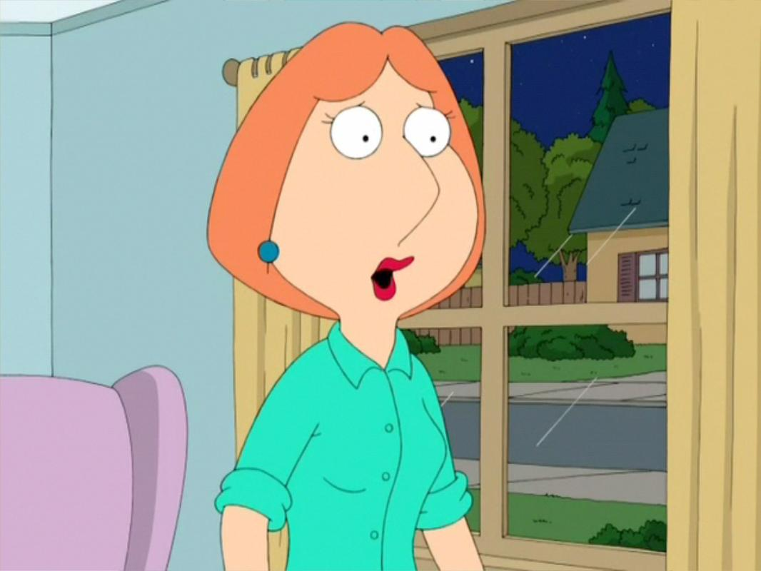 Lois Griffin Was Born Pewterschmidt She Met Peter When He