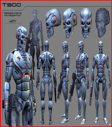 T 1000000 Terminator Imagen - T900vu8.jpg - Wikia Terminator