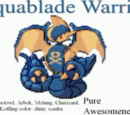 Aquablade Warrior