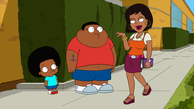 Chanel Williams - The Cleveland Show Wiki - Seth MacFarlane's New ...