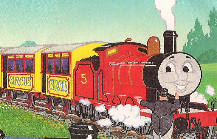 Thomas the Tank Engine - Percy, Trevor, Duck, Books X 4 Ladybird