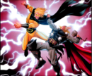Robert Reynolds (Earth-616) and Thor (Thor Odinson) from Thor Vol 1 608 0001.png