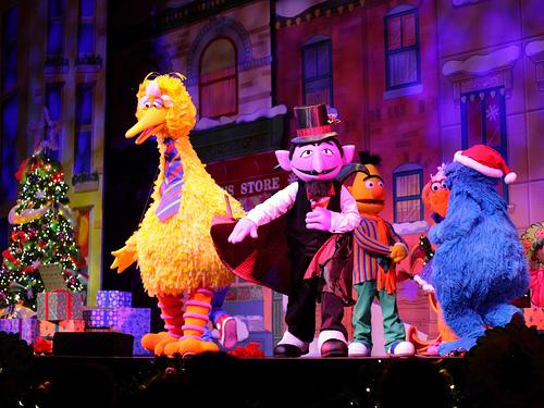 Seaworld Stage Shows Muppet Wiki
