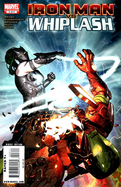 Iron Man vs. Whiplash Vol 1 3 - Marvel Comics Database Robert Downey Jr On Facebook